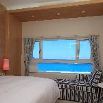 Honeymoon Room Window View