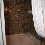 bathroom with jacuzy