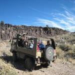 NM 4WD Adventures in a Pinzgauer