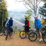 Mountain bike year round