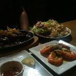 Steak & Salads - :)