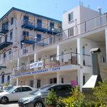 Elyssia Hotel Exterior