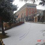 Bloudan Grand Hotel at Snow