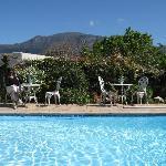 Pool so relaxing