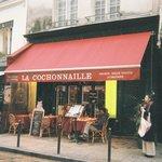 La Cochonnalle on la rue de la Harpe