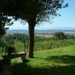 Beautiful view of San Miniato