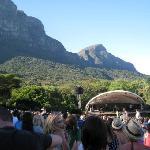 summer concert@kirstenbosch botanical garden