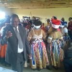 Xhosa tribal ladies on a Eco Afrika Township Tour