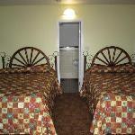 wigwam 2 beds