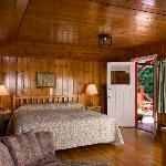 Comfortable fully furnished cabins
