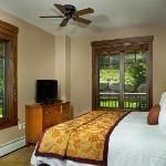 Sample bedroom. Water House on Main Street Breckenridge, a ResortQuest resort