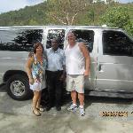 Antonio our cabbie!