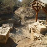 Hier wurde angeblich Jesus getauft