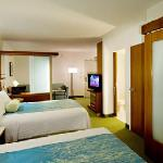 SpringHill Suites by Marriott Vero Beach Hotel Suite