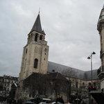 L'Eglaise St. Germain außen