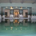 piscine sous sol