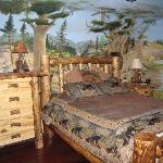 The Sherwood Forest Room