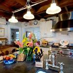Revere Guest House Gourmet Kitchen