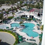 Resort on Cocoa Beach Foto