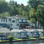Channel Waterfront Cottages Foto