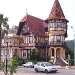 Hotel Colon visto desde la calle