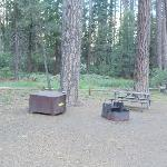 Lower Pines campsite