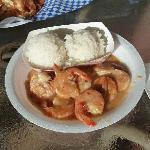 sweet chile garlic shrimp