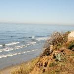 Der Strand, ca. 10 min Fußweg