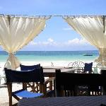 Blue Marlin Beach Restaurant Foto