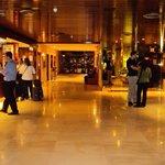 2-Hotel Florida Norte Madrid: recepción