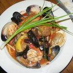awesome, fresh specials daily..seafood, steaks, pasta