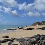 spiaggia a 15 minuti a piedi