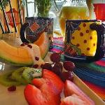 Fresh fruit:photo by guest Royston Siow