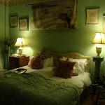 Our bedroom The Quiet Suite