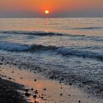 Sunrise at Sea Sound