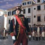 General Auguste Marmont commanding troops in Dubrovnik