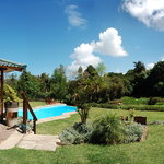Pumula Lodge offers a tranquil and parkland setting