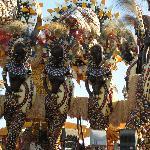 Carnevale 2011. Carro allegorico