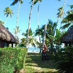 vue de notre bungalow (14)