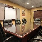 Boardroom table with full AV ability