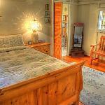 Maid's Quarters bedroom