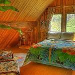 Oma's Loft Bedroom
