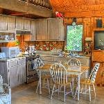 Oma's Kitchen Area
