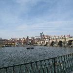 River Vltava & the Charles Bridge