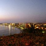 Ixtapa Beach at night