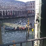 Canal View from Deluxe Room