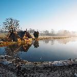 lake in Carton House