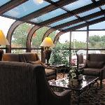 HAMPTON INN WEST - veranda e soggiorno