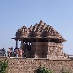 Sahasra Bahu Temple(Sasbahu Temple)