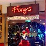 frangos front entrance